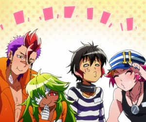anime and nanbaka image