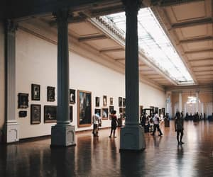art, museum, and photography image