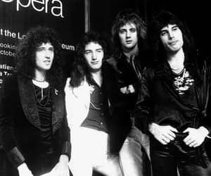 band, Queen, and singer image
