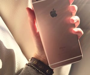 apple, gold, and beautiful image