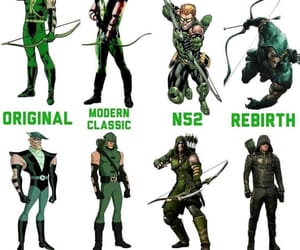 arrow, green arrow, and young justice image