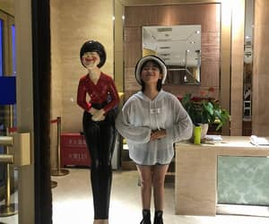 shen yue and yueyue image