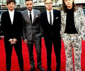 harrystyles, onedirection, and louistomlinson image