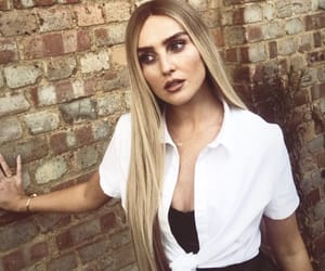 blonde, littlemix, and perrieedwards image