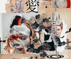 Collage, art, and wallpaper image