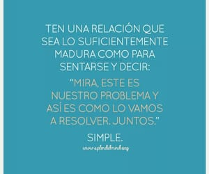 amor, frases, and relacion image