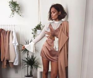 fashion, Nude, and girl image