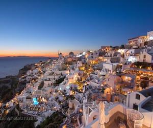 follow, Greece, and greek island image