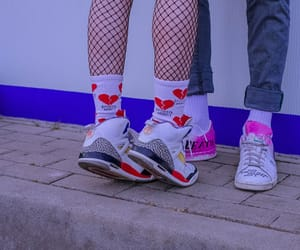 90s, red, and sneakers image