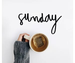 tea, drink, and Sunday image