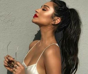 beauty, makeup, and shay mitchell image