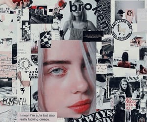 wallpapers and billie eilish image