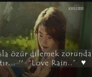 girls generation, love rain, and snsd image