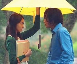 girls generation, love rain, and jang geun suk image