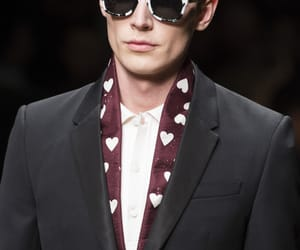 Burberry, suit, and Burberry Prorsum image