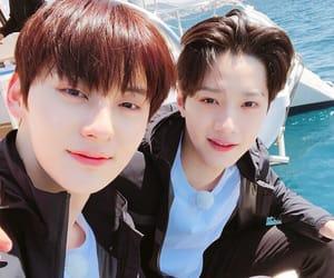 minhyun, hwang minhyun, and wanna one image