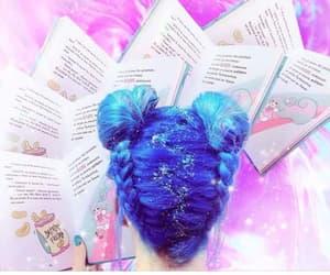 book, livro, and magic image