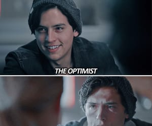 riverdale, cole sprous, and jughead jones image