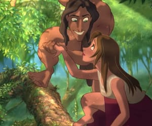 tarzan and disney image