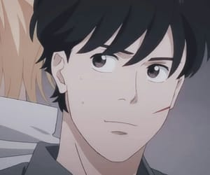 anime, anime boy, and banana fish image