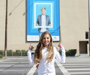 the ellen show and rosie mcclelland image
