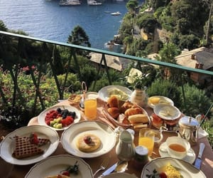 food, beautiful, and breakfast image