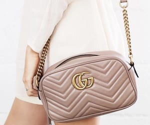 gucci, pink, and purse image