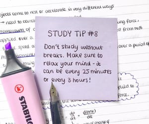 study, tips, and motivation image
