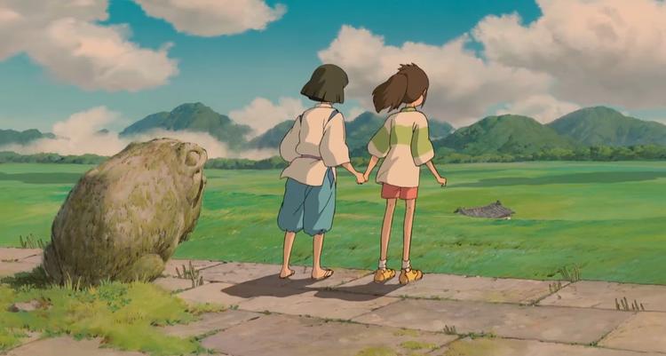 Studio Ghibli Aesthetics Part 2 Spirited Away