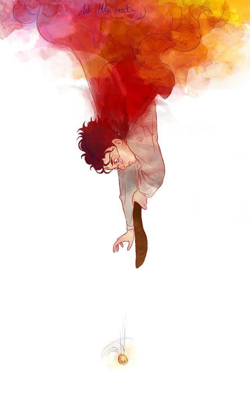 Harry Potter Shared By At Marvelousgirl94 On We Heart It