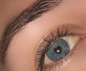 aesthetic, eye, and eyes image