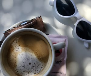 coffee, glasses, and tumblr image