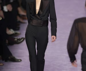 Erin Wasson, YSL, and Yves Saint Laurent image