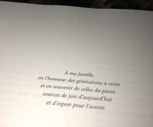 book, quote, and french image
