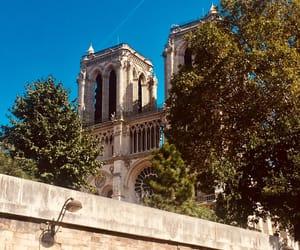 blue, france, and tourisme image