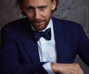 tom hiddleston, man, and Marvel image