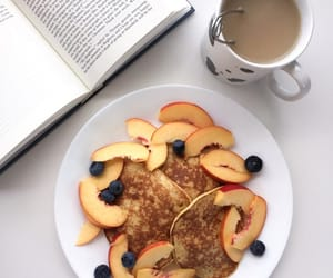 book and food image