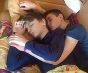 gay, cute, and love image