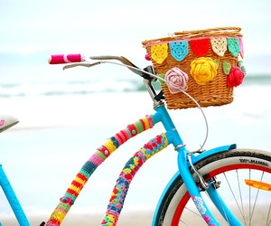 bike and bicycle image