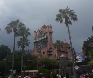 disney, hollywoodstudios, and towerofterror image