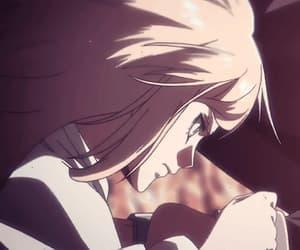 anime, gif, and historía image