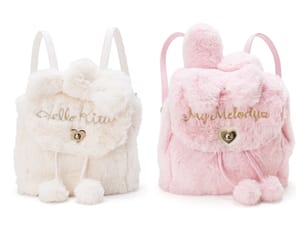 backpack, my melody, and pink image