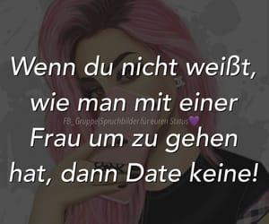 date, deutsch, and status image