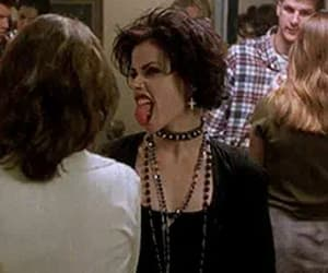The Craft, goth, and 90s image