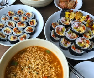 alternative, asian, and food image