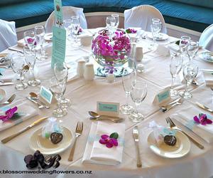 arrangements, basket, and bride image