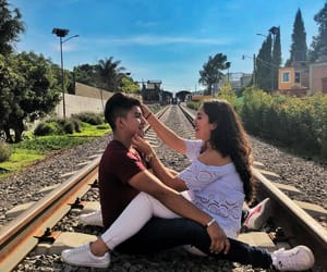 amor, goals, and train image