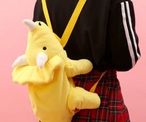 bag, dinosaur, and fashion image