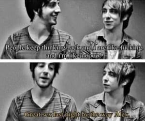alex gaskarth, all time low, and goals image