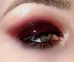 beauty, makeup inspiration, and eye makeup image